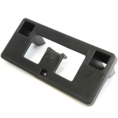 Will Not Fit Models - Red Hound Auto Front License Plate Bumper Mounting Bracket Compatible with Honda Accord 2006-2007 4 Door Frame Holder (fits 4 Door Sedan Models Only, Will not fit Coupe Models)