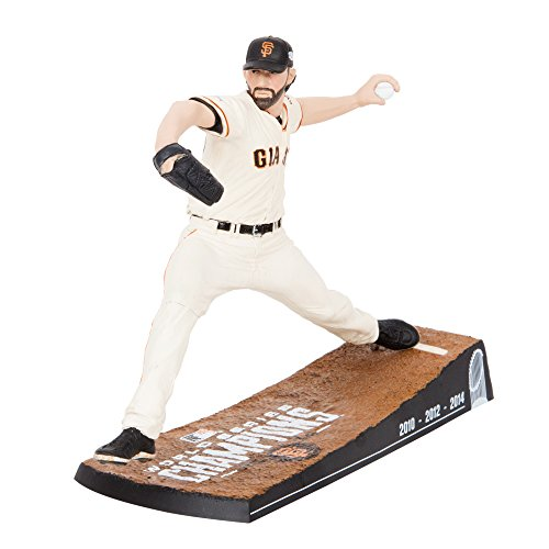 McFarlane Toys San Francisco Giants Madison Bumgarner World Series Limited Edition Collector Box Action Figure