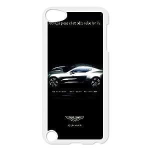 DIY Stylish Printing Aston Martin Cover Custom Case For Ipod Touch 5 MK1W663459