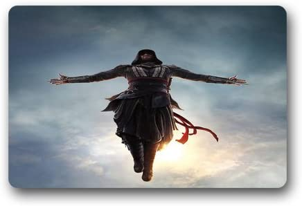 New Fashion Personalized Assassins Creed Free Fall Jump Entrance
