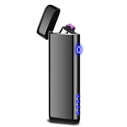 Funxim Encendedor electrónico de Cigarrillos, Encendedor ...