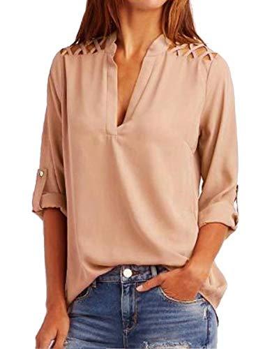 (Fancyskin Ladies Plus Size Tunic Maternity Long Sleeve T-Shirt Tops)