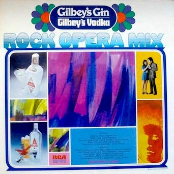 Gilbey's Gin Gilbey's Vodka rock opera ()
