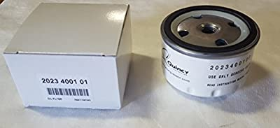 Quincy Original Spin On Oil Filter 2023400100