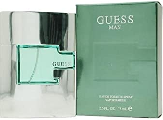GUESS MAN by Guess 2.5 Ounce / 75 ml Eau de Toilette Men Cologne Spray