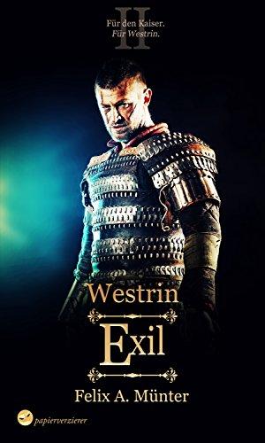 Exil: High Fantasy (Westrin 2) (German Edition)