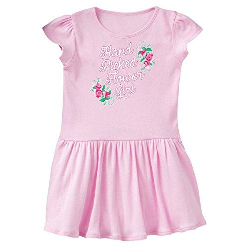 Ballerina Pink Rose Petal - inktastic - Handpicked Flower Girl for Toddler Dress 2T Ballerina Pink 28b55