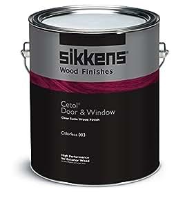Sikkens CETOL DOOR & WINDOW GLOSS #003/Gallon