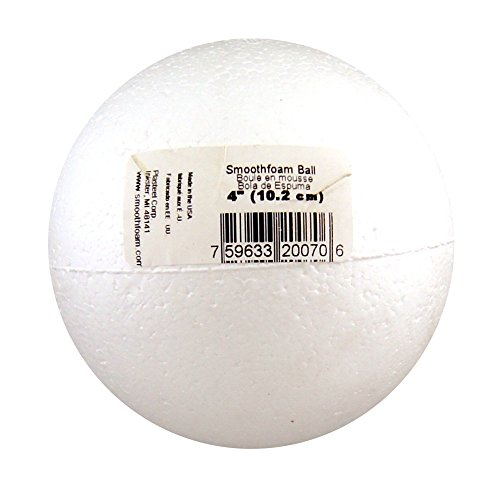 Smoothfoam Ball for Modelling, 4