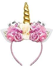 Unicorn Headband-Unicorn Party Supplies-Unicorn Headband for Girls
