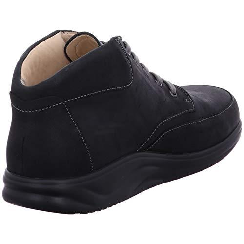 Noir Ville Homme Finncomfort Pour À De Chaussures Lacets wHq6xB7p0