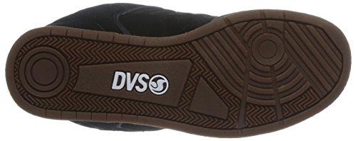 DVS Herren Durham Skate Schuh Schwarzer Gum Nubuk