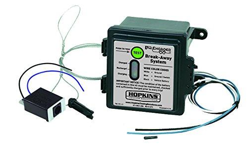Hopkins 20100 Engager Break Away Kit with LED Battery Monito