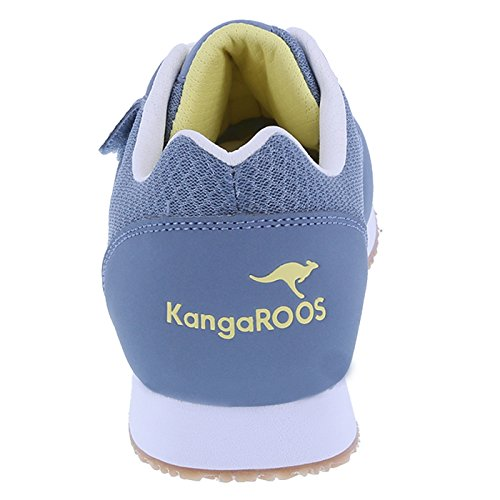 KangaROOS Damen Pocketpass Jogger Hellblau