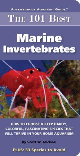 Pocket Expert Guide Marine - 101 Best Marine Invertabrates (Adventurous Aquarist Guide)