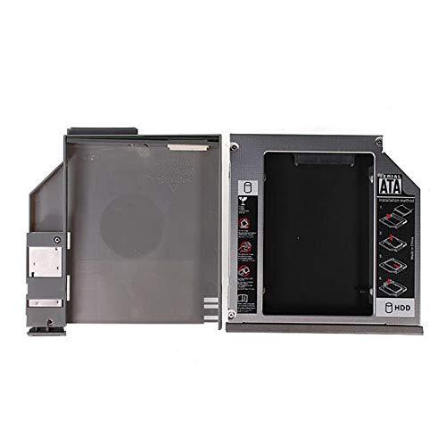 (Hard Drive Case - Laptop Hard Drive - Sata 2Nd Hdd Cd/Dvd-Rom Hard Drive For D600 D610 D620 D630 D800 D810 (Hard Drive Caddy))