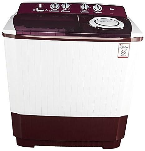 543d43883e7 LG 10.0 kg Semi-Automatic Top Loading Washing Machine (P2065R3SA ...