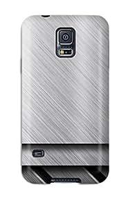 New Metal Texture Tpu Case Cover, Anti-scratch DeirdreAmaya Phone Case For Galaxy S5
