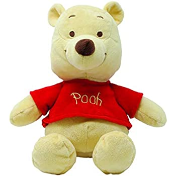 6935c66a6389 Amazon.com   Disney Baby Winnie the Pooh Small Stuffed Animal