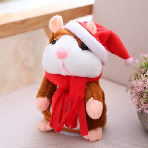 Talking Hamster Pet Christmas Toy