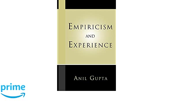 Empiricism and Experience