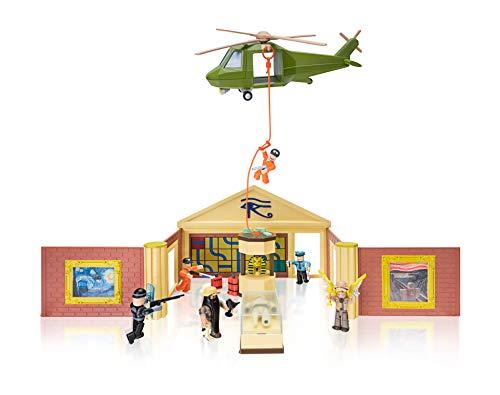 Roblox Jailbreak: Museum Heist Feature Playset