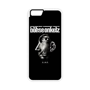 iphone6s 4.7 inch Phone Case White Bohse Onkelz ZHC2697848