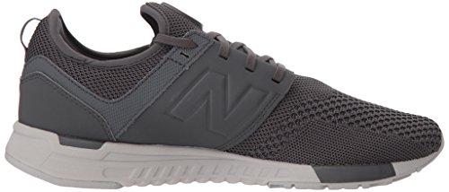 Scarpe uomo New Balance, mod. MR274, colore nero, tomaia in mesh grigio