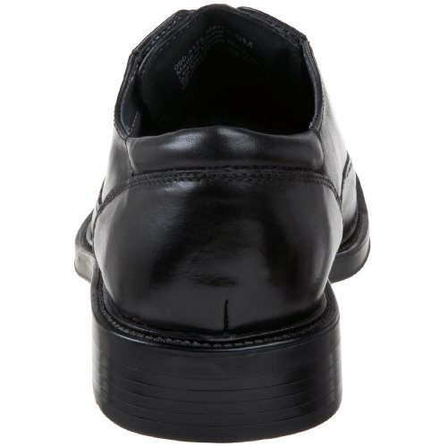 Dockers Hombres Perspectiva Moc Run Off Toe Oxford Black