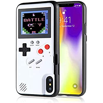 Amazon.com: Game Phone Case, Ultra Slim Protective Playable ...