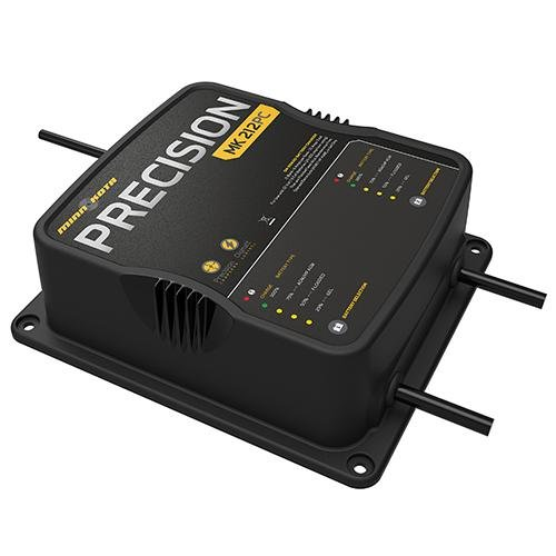 Minn Kota Precision Digital Chrger MK 212 PC 2 bank x 6 amps