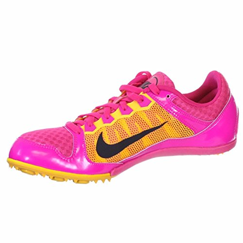 Nike Womens Zoom Rival Md7 Lampone Rosa Stagnola Puntale Scarpa 6,5 m