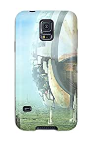 Tpu Case For Galaxy S5 With City