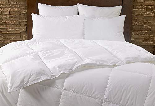 Marriott Down Alternative Duvet Insert Hypoallergenic Comforter With Sewn Through Box Design King
