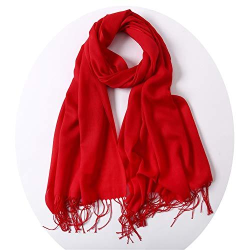 Color softWomen scarf cashmere-like scarves lady summer thin shawls wraps winter pashmina femal,c35