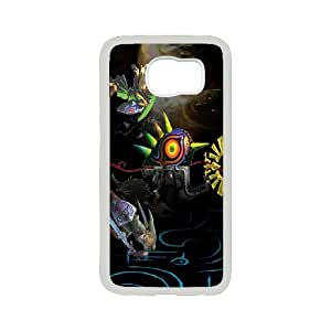 Samsung Galaxy S6 Phone Case Printed With The Legend of Zelda Images