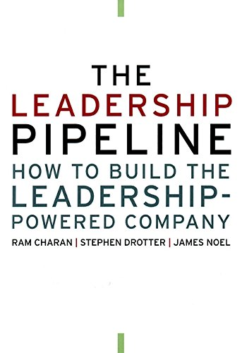 The Leadership Pipeline: How to Build the Leadership Powered Company