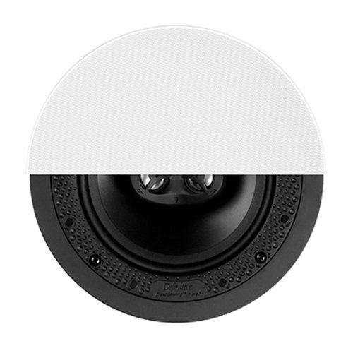 Definitive Technology UEVA/Di 6.5STR Round Stereo In-ceiling Speaker (Single) by Definitive Technology