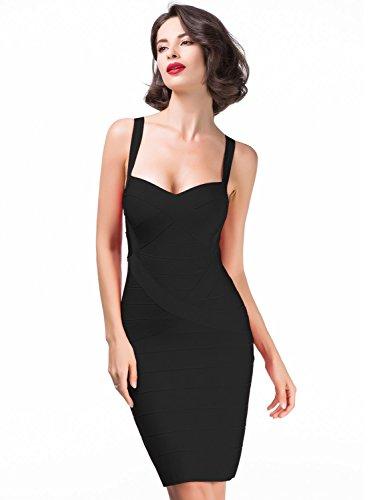 alice-elmer-womens-rayon-bodycon-strap-sleeveless-bandage-dress-s-black