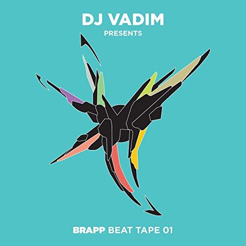 DJ Vadim - Brapp Beat Tape, Vol. 1 (2017) [WEB FLAC] Download