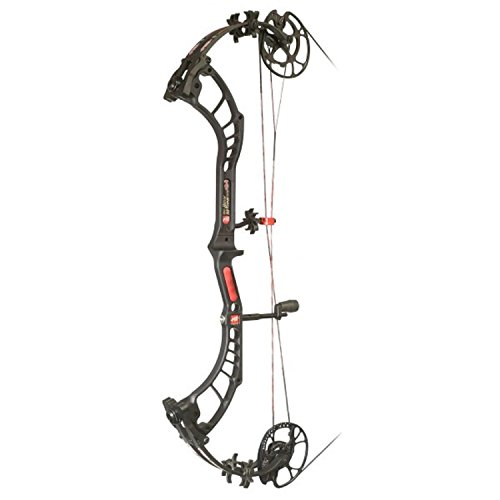 Cheap Precision Shooting Equipment Bow Madness #70 32-Bow, Black, Right