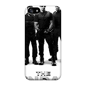 Protection Case For Iphone 5/5s / Case Cover For Iphone(the Expendables) by ruishername