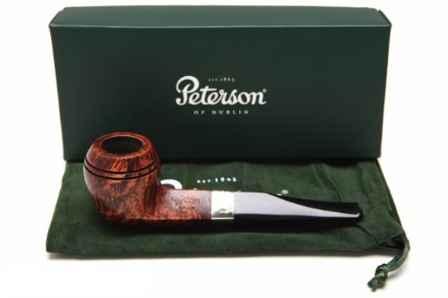 Peterson Aran 150 Tobacco Pipe Fishtail by Peterson