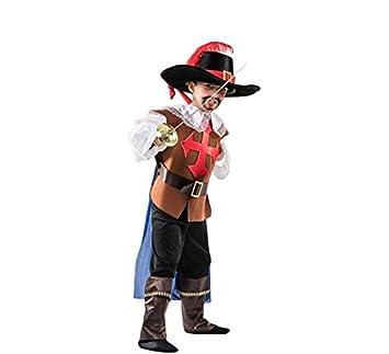 Disfraz de Mosquetero para niño: Amazon.es: Juguetes y juegos