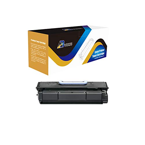 Imageclass Mf7460 Laser - AB Volts Compatible Toner Cartridge 105 for Canon 105 ImageClass D7280 Bubble Jet BJC 411F Laser ImageClass 7280 Multi Function ImageClass MF7460 MF7470 | Rated for 10000 Pages - 1 Pack Black