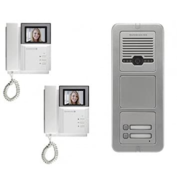 2 Way Colour Door Entry System Amazon Camera Photo