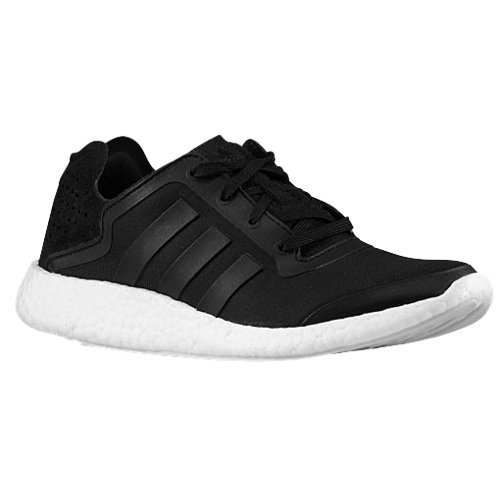 Adidas Women's Pure-Boost Black/White Running Shoes M22136 size 7