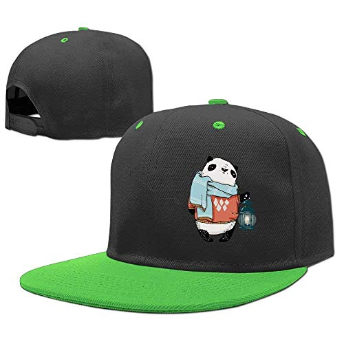 Hip Lamp Cute Baseball Gorras Caps and Girl Hop béisbol Panda RGFJJE Hat Boys vFWawnCWx