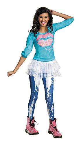 Girls Halloween Costume- Shake It Up Rocky Classic Kids Costume Medium 7-8 -