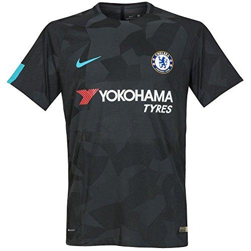 NIKE Chelsea FC Stadium Jersey [ANTHRACITE] (L)